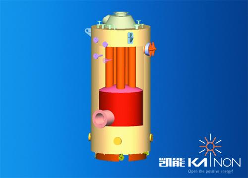 LSK针形管船用锅炉