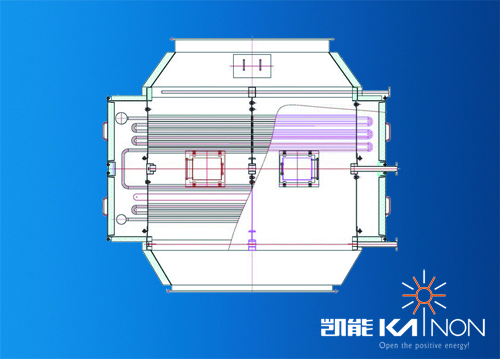 LFK针形管鳍片管废气经济器