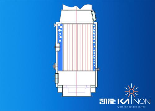 LQFG立式废气经济器