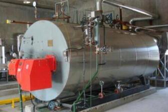 凯能锅炉与胶南用户达成合作