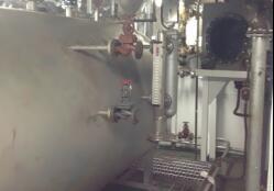 凯能锅炉为浙江方圆造船厂供应ZWY型锅炉