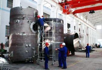 凯能锅炉承接国外知名企业OEM船用锅炉生产项目