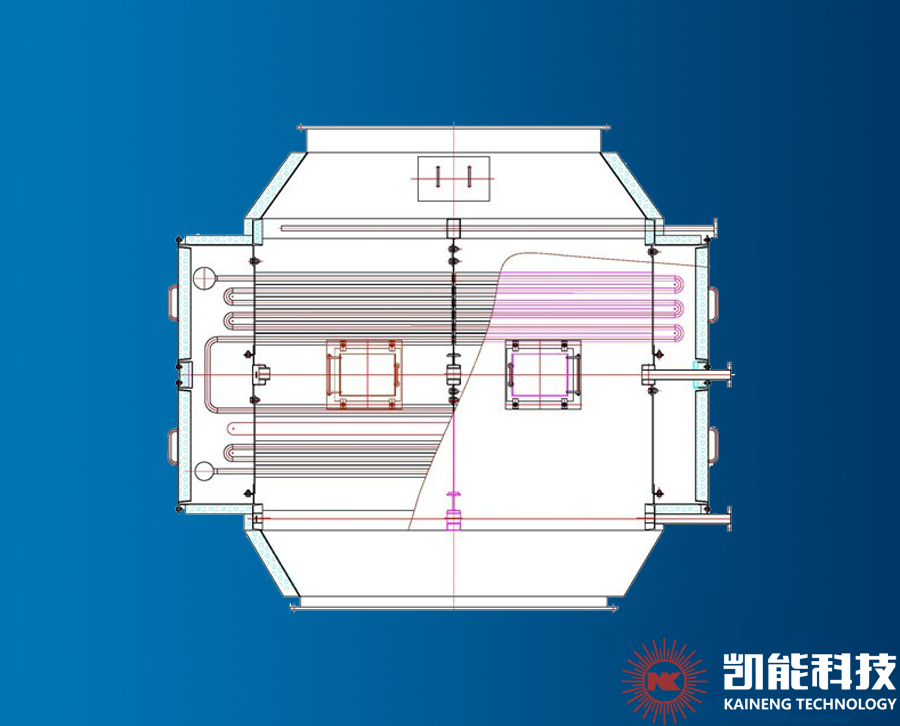 LFK型针形管鳍片管废气经济器