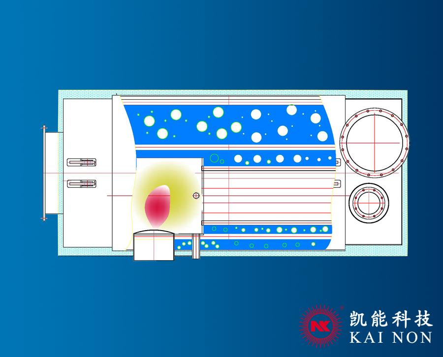 WZY型卧式螺纹管组合锅炉