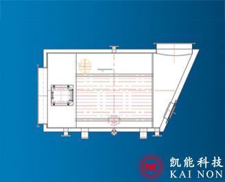 WFY型卧式烟道废气锅炉